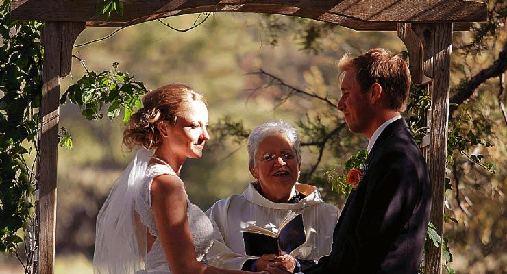 Choosing a Wedding Officiant